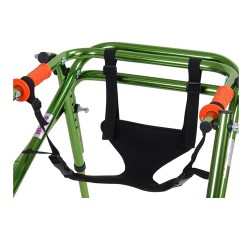 Drive Medical Seat Harness for all Wenzelite Anterior and Posterior Safety Rollers and Nimbo Walkers, Small - 1 ea