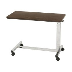Drive medical low height overbed table - 1 ea