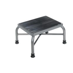 Drive Medical Heavy Duty Bariatric Footstool with Non Skid Rubber Platform - 1 ea