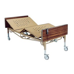 Drive medical full electric heavy duty bariatric hospital bed, frame only - 1 ea
