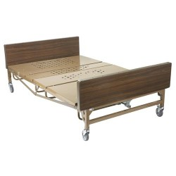 Drive medical full electric super heavy duty bariatric hospital bed, frame only - 1 ea