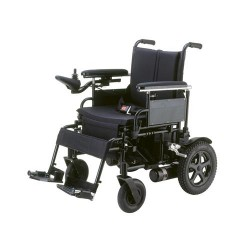 Drive Medical Cirrus Plus EC Folding Power Wheelchair, 18 inches Seat - 1 ea