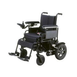 Drive Medical Cirrus Plus EC Folding Power Wheelchair, 20 inches Seat - 1 ea