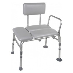 Drive Medical Padded Transfer Bench - 1 ea