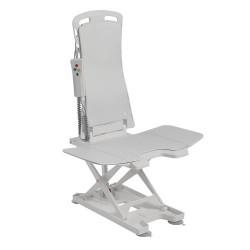 Drive medical bellavita tub chair seat auto bath lift, white - 1 ea