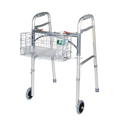 Drive Medical Folding Walker Basket - 1 ea
