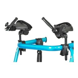 Drive Medical Trekker Gait Trainer Forearm Platform, Small - 1 Pair