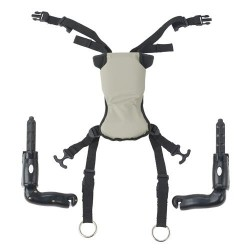 Drive Medical Trekker Gait Trainer Hip Positioner and Pad, Large - 1 ea