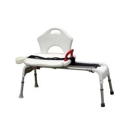 Drive Medical Folding Universal Sliding Transfer Bench - 1 ea