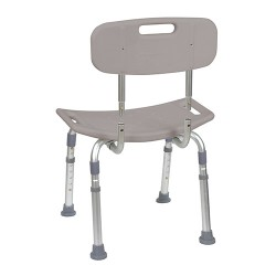 Drive Medical Bath Bench with Carry Bag - 1 ea