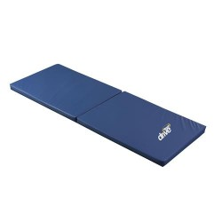 Drive Medical Safetycare Floor Mat with Masongard Cover, Bi-Fold, 24 x 2 inches - 1 ea