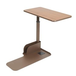 Drive Medical Seat Lift Chair Overbed Table, Left Side Table - 1 ea