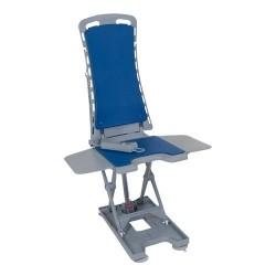 Drive medical whisper ultra quiet bath lift, blue - 1 ea