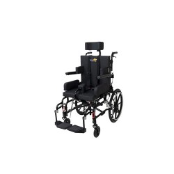 Drive Medical Kanga TS Tilt In Space Wheelchair, Adult, 16 inches Seat - 1 ea