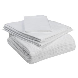 Drive Medical Hospital Bed Bedding in a Box - 1 ea