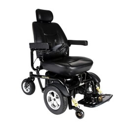 Drive Medical Trident HD Heavy Duty Power Chair, 22 inches Seat - 1 ea