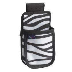 Drive Medical AgeWise Walker Rollator Phone Case, Zebra - 1 ea