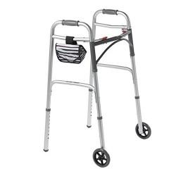 Drive Medical AgeWise Walker Rollator Eyeglass Case, Zebra - 1 ea
