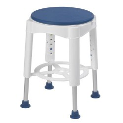 Drive Medical Bathroom Safety Swivel Seat Shower Stool - 1 ea