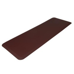 Drive Medical PrimeMat 2.0 Impact Reduction Fall Mat, Brown - 1 ea
