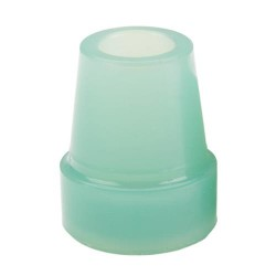 Drive Medical Glow In The Dark Cane Tip, 3/4 inches, Blue - 1 ea