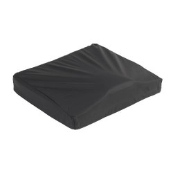"Drive medical titanium gel/foam wheelchair cushion, 18"" x 18"" - 1 ea"