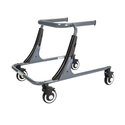 Drive Medical Moxie GT Gait Trainer, Large, Gray