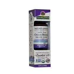 Natures answer ocean breeze organic blend oil - 0.5 oz