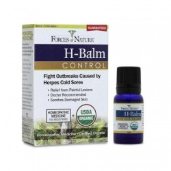 Forces of Nature Organic H-Balm Control - 1 ea