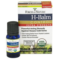 Forces Of Nature Extra Strength H-Balm Control - 11 ml