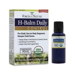 Forces of nature organic hbalm control - 33 ml