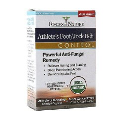 Forces Of Nature Athletes Foot/Jock Itch Control - 11 ml