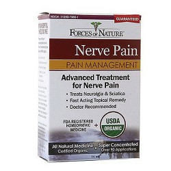 Forces Of Nature Nerve Pain Management - 11 ml