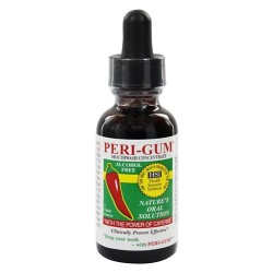 Peri-gum herbal mouthwash concentrate - 1 oz