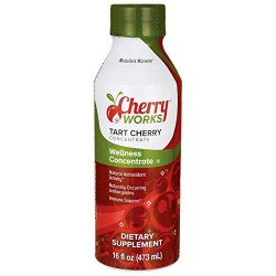 Original tart montmorency cherry concentrate by michelle's miracle - 16 oz