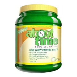 About time whey protein isolate single serving pack, mocha mint - 2 lb