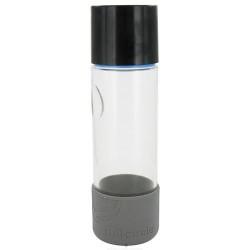 Full circle - day tripper glass beverage bottle - blackberry - 18 oz