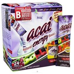 To go brands - healthy to go acai natural energy boost tropical punch - 24 packet(s)