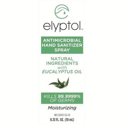 Elyptol antimicrobial hand sanitizer spray - 0.33 oz