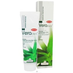 Veradent fresh mint whitening toothpaste for even whiter teeth - 3.4 oz