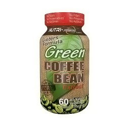 Nutri-Fusion Systems Green Coffee Bean Extract VegiCaps - 60 ea