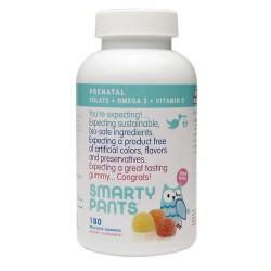 Smartypants Prenatal Multivitamin Gummies - 180 ea