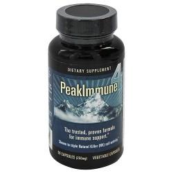 Daiwa Peak Immune 4 Vegetarian Capsules - 50 ea