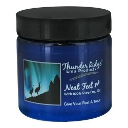 Thunder Ridge With 100% Pure Emu Products Neat Feet - 4 Oz