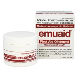 Emuaid - first aid ointment maximum strength - 2 oz