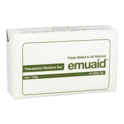 Emuaid - therapeutic moisture bar soap - 5 oz
