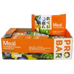 Pro bar whole food meal bar super berry and greens - 3 oz, 12 pack