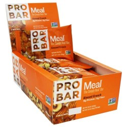Pro bar - whole food meal bar almond cunch - 3 oz.g)G
