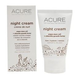 Acure Organics Night Cream - 1.75 oz
