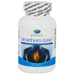 Perfectly healthy heartburn ease capsules - 180 ea
